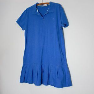 Duck Head Goody's Polo Shirt Blue Dress XL